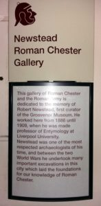 Prof. NEWSEATD - Chester Museum