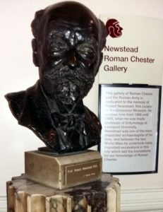 Professor NEWSTEAD - Chester Museum