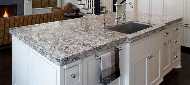 Granite Counter Top Color
