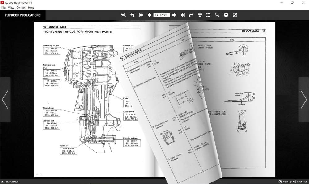 medium resolution of briggs stratton vanguard series air cooled ohv v twin engine service manual