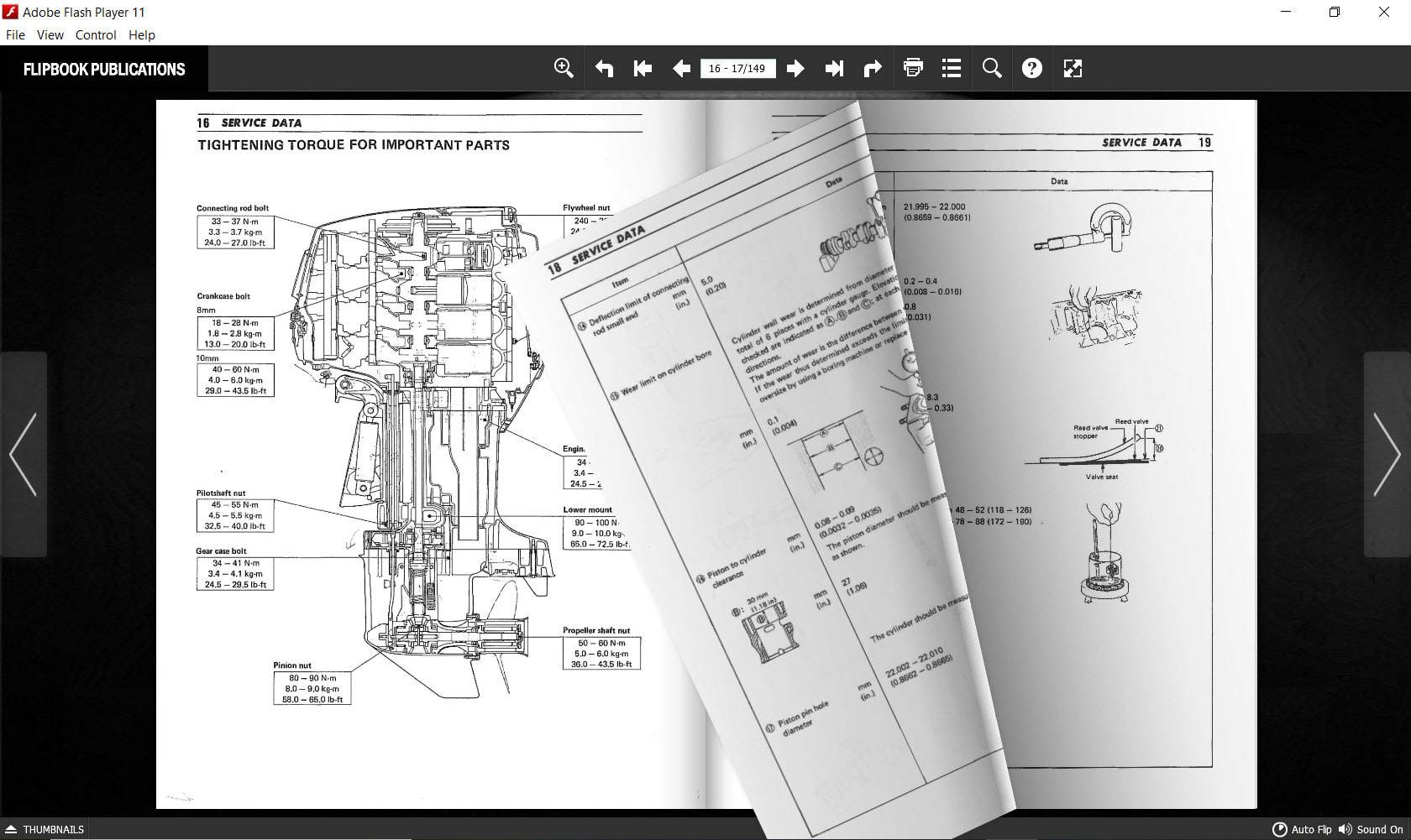 hight resolution of briggs stratton vanguard series air cooled ohv v twin engine service manual