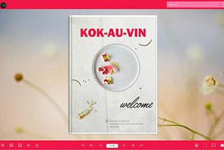 Digital Magazine Design Publish Creative Online Magazine