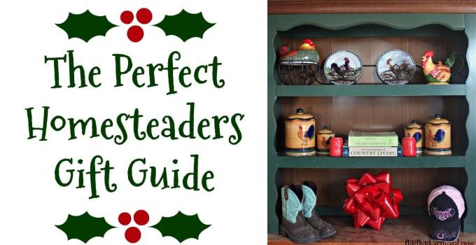 Homesteaders Gift Guide