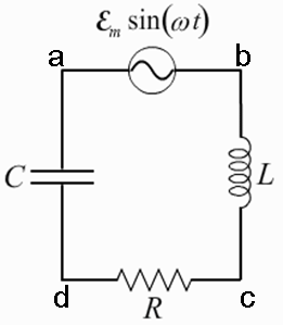 Solved: A Circuit Is Constructed With An AC Generator, A R