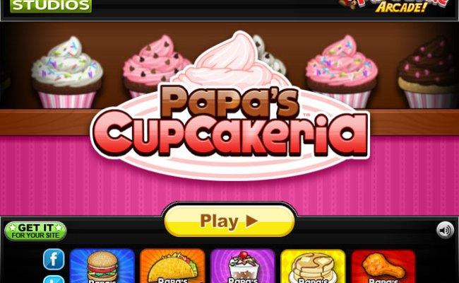Coolmathforkids Papa S Cupcakeria Kids Matttroy