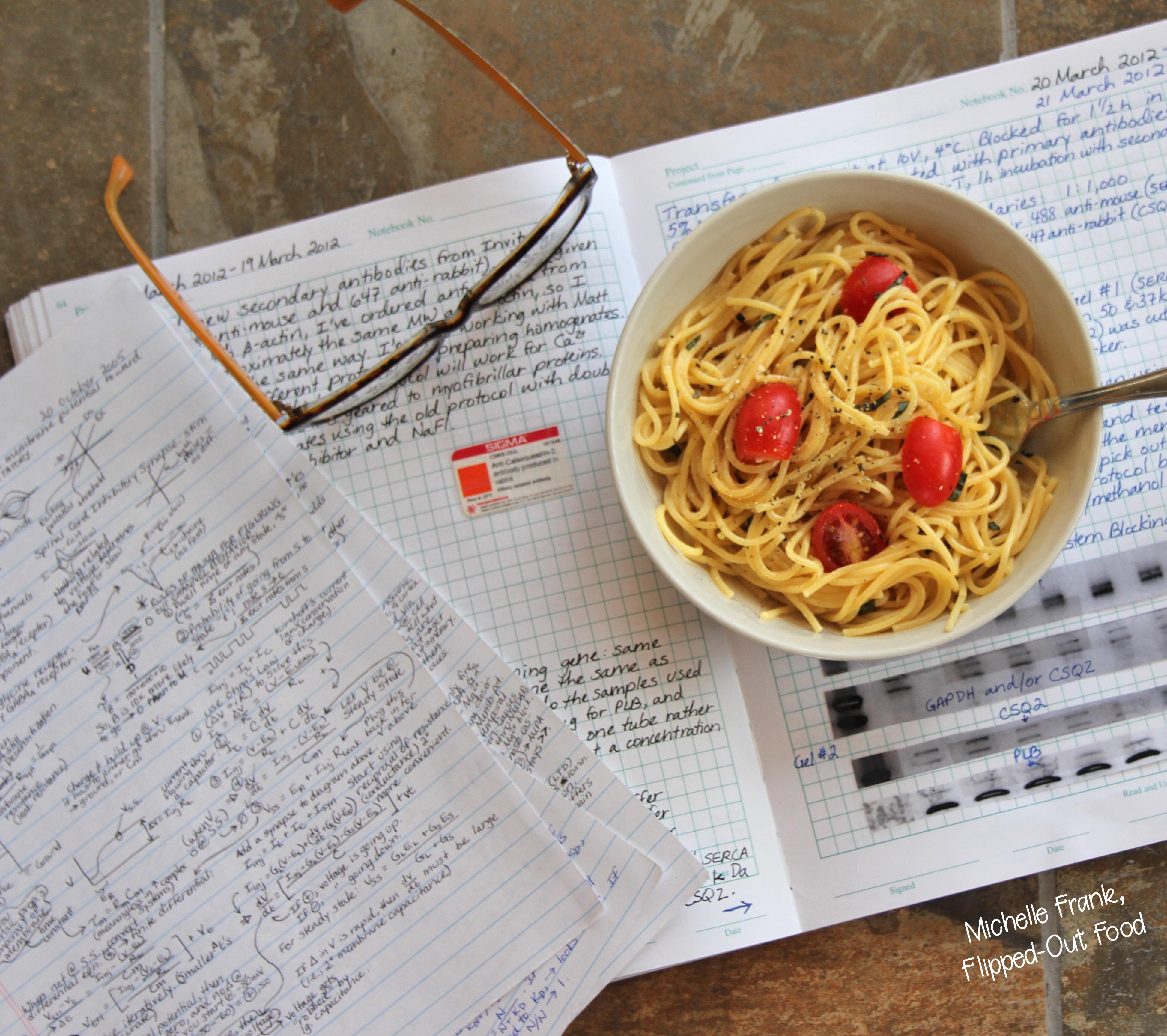 healthy dorm room microwave pasta