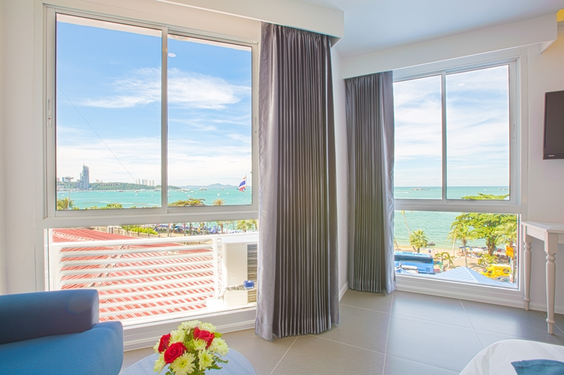 Flipper Lodge Hotel : Superior Room Sea View – Building A