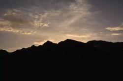 aufsteigendes Morgenlicht .....