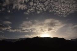 Schäfchenwolken