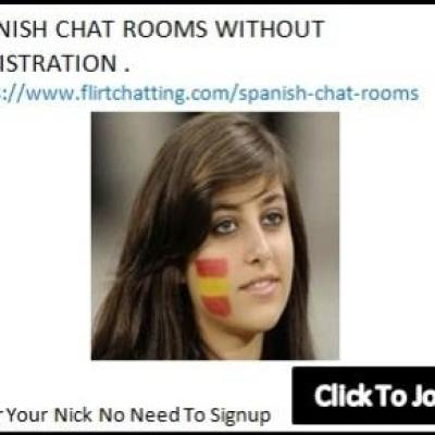 spanish chat rooms