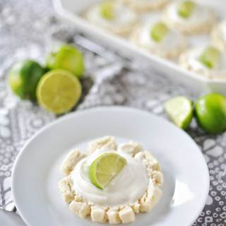 Coconut Lime Cookies by Flirting with Flavor