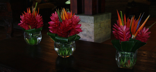Costa Rican Flower Arrangements Flirty Fleurs The