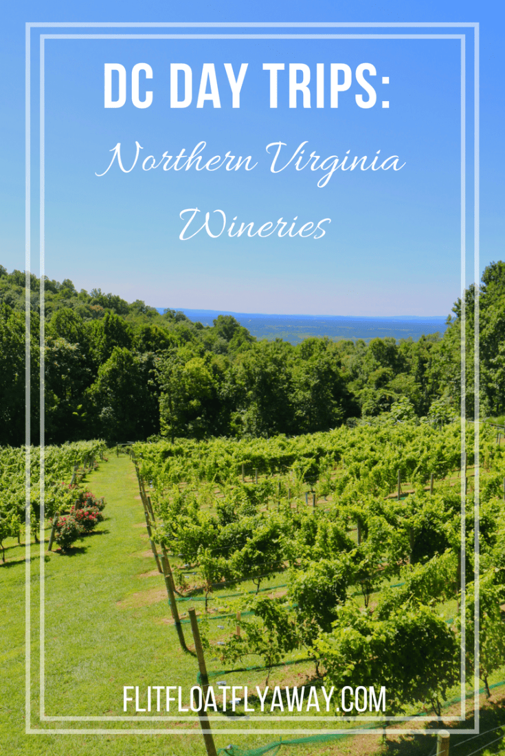 DC Day Trips Northern VA Wineries