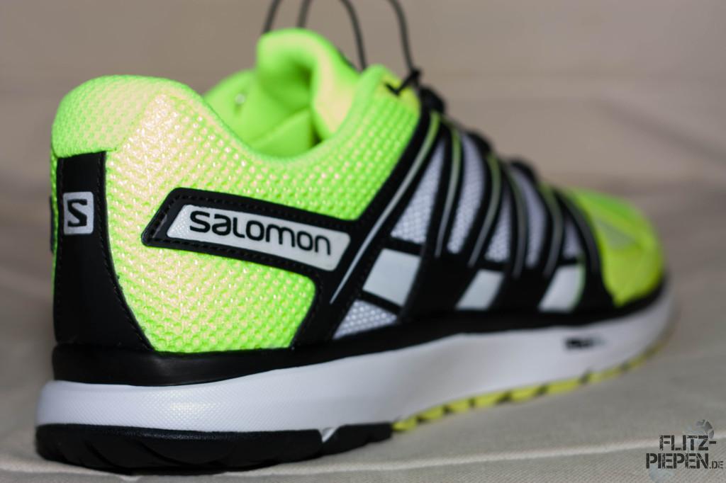 Testbericht: Salomon X Scream   Laufen, Radfahren