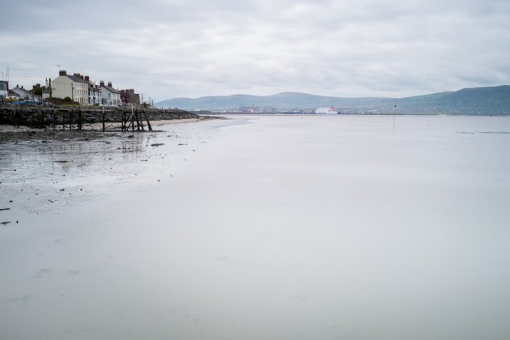 Belfast Harbour from Holywood