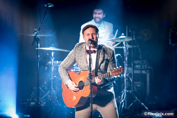 Chris Llewellyn Rend Collective