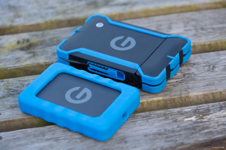 G-Tech EV Rugged Drives