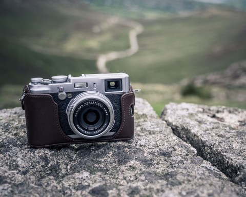 Fujifilm X100T the ultimate travel camera