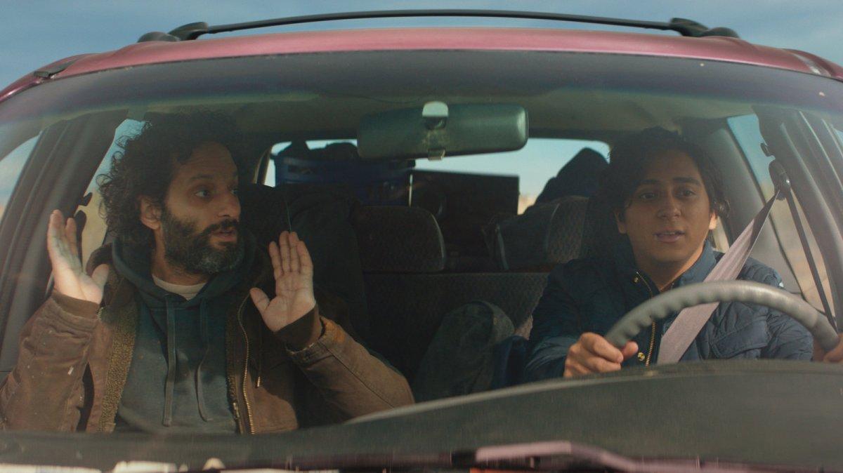 The Long Dumb Road, starring Tony Revolori and Jason Mantzoukas