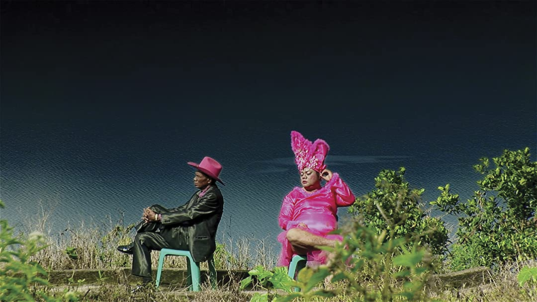 A stylized sequence from Joshua Oppenheimer's The Act of Killing