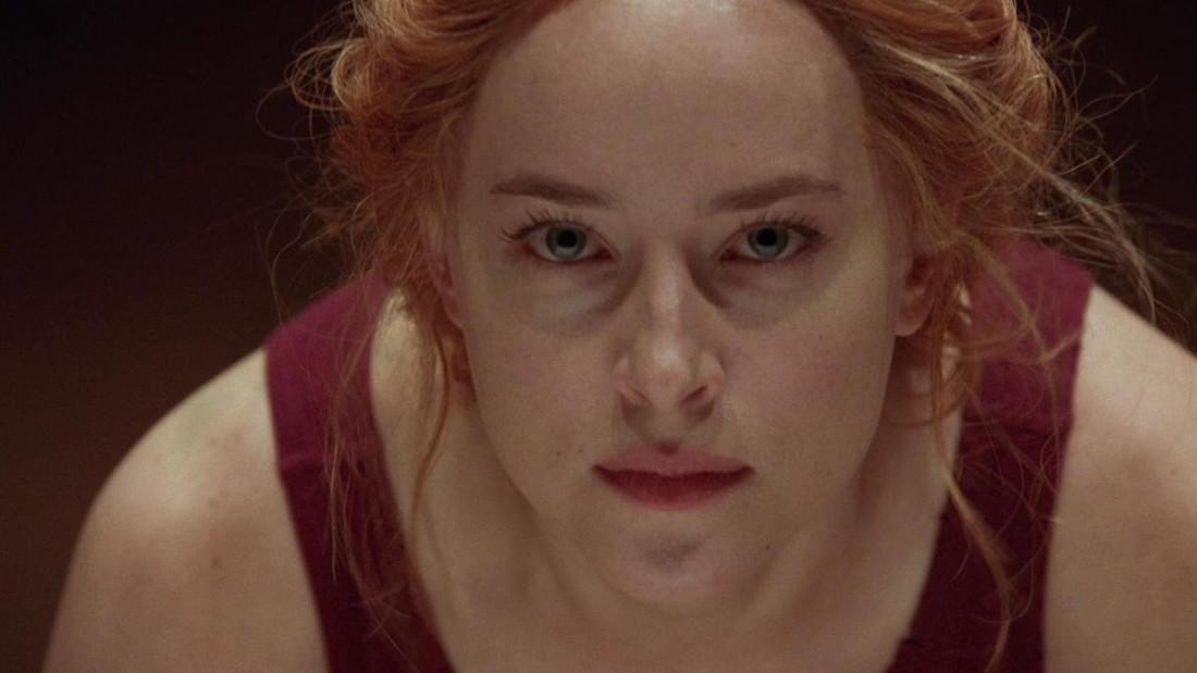 Susie Bannion (Dakota Johnson) is She in Luca Guadagnino's Suspiria (2018)