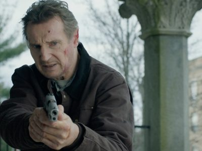 Liam Neeson Honest Thief Header