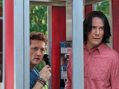 Bill and Ted Face the Music Review Header