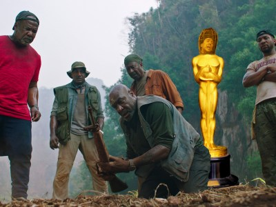 Delroy Lindo from Da 5 Bloods is the winner of Flixist's 2020 Golden Cages Award for Best Actor