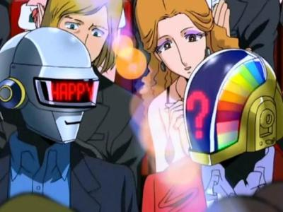 Interstella 5555 the Daft Punk movie