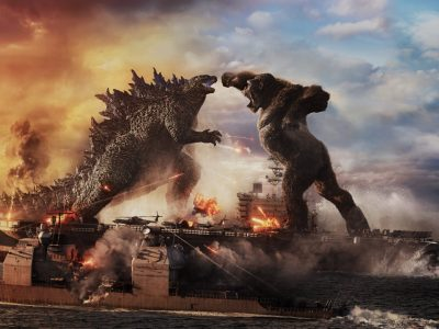 Godzilla vs. Kong review header