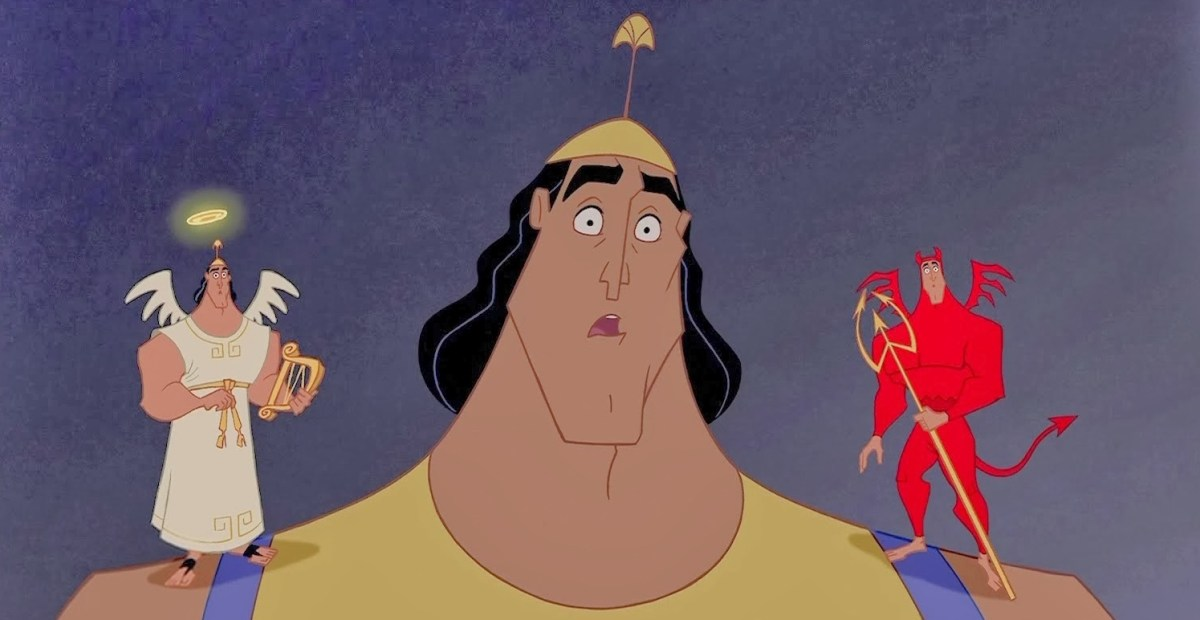 The Emperor's New Groove is the Best 2000s Disney movie