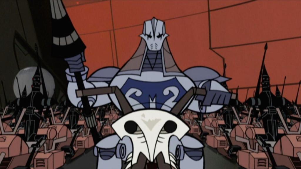 Tartakovsky Clone Wars Durge