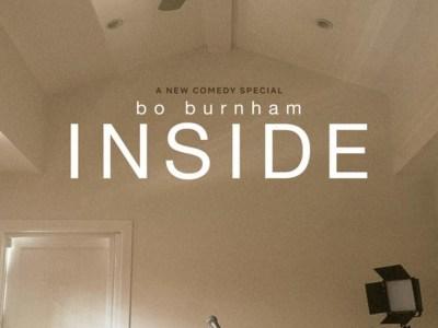 Bo Burnham Inside Netflix poster