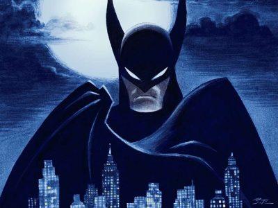 Batman Caped Crusader header
