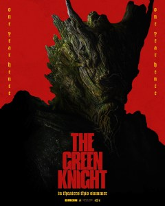 Green Knight Poster 2