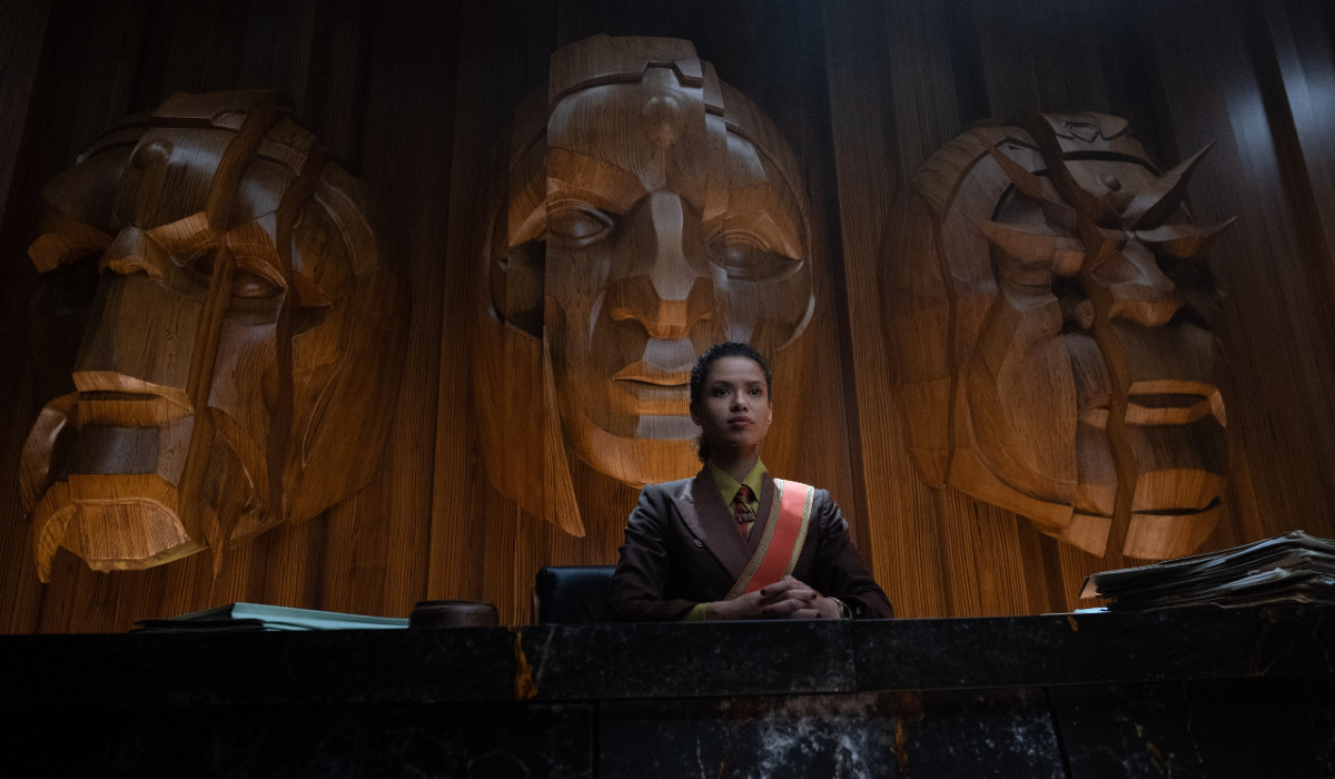 TVA Judge Episode 1 Loki
