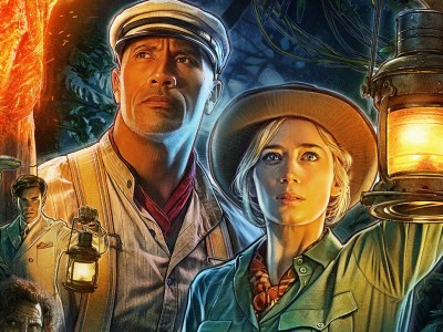Jungle Cruise ticket giveaway