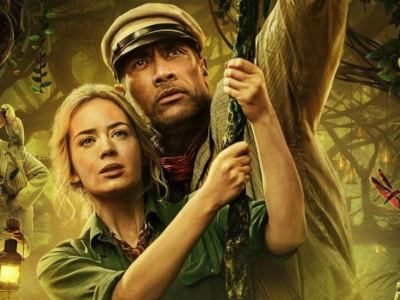 Jungle Cruise Review header