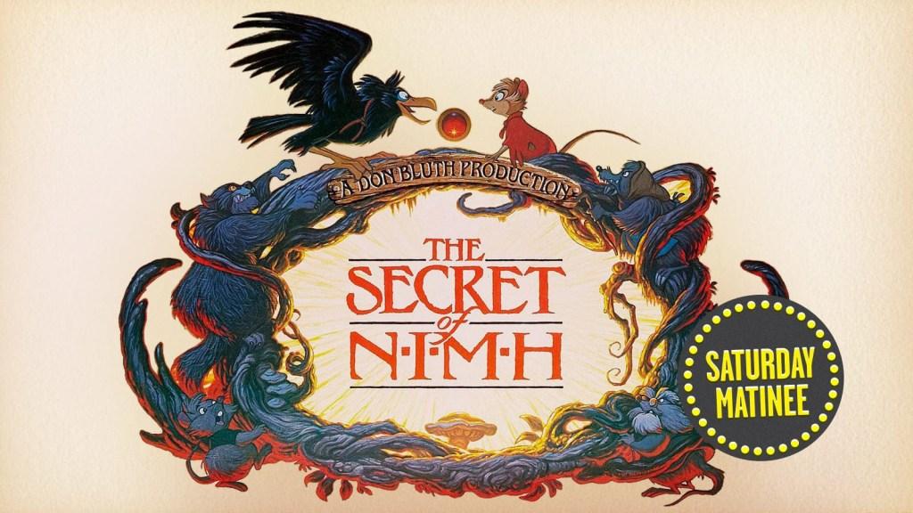 Secret of Nimh Criterion
