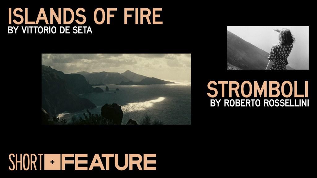 Criterion Fire Stromboli August