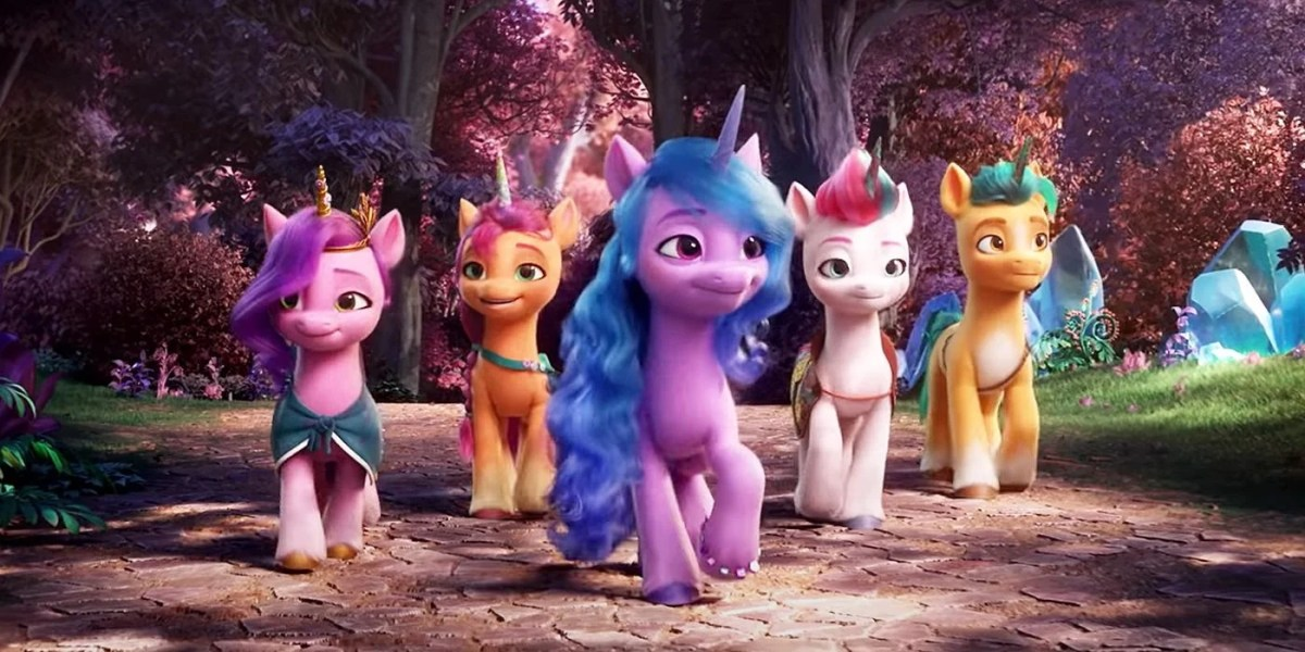 """Review"""" My Little Pony: A New Generation"""