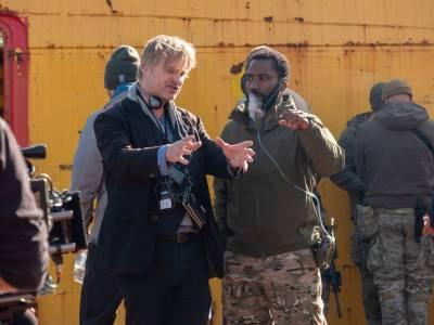 Chris Nolan next film header
