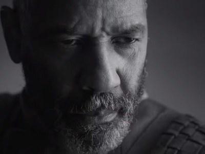 Denzel Washington in The Tragedy of Macbeth, 2021 (c) A24
