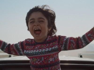 Rayan Sarlak in Hit The Road (2021)