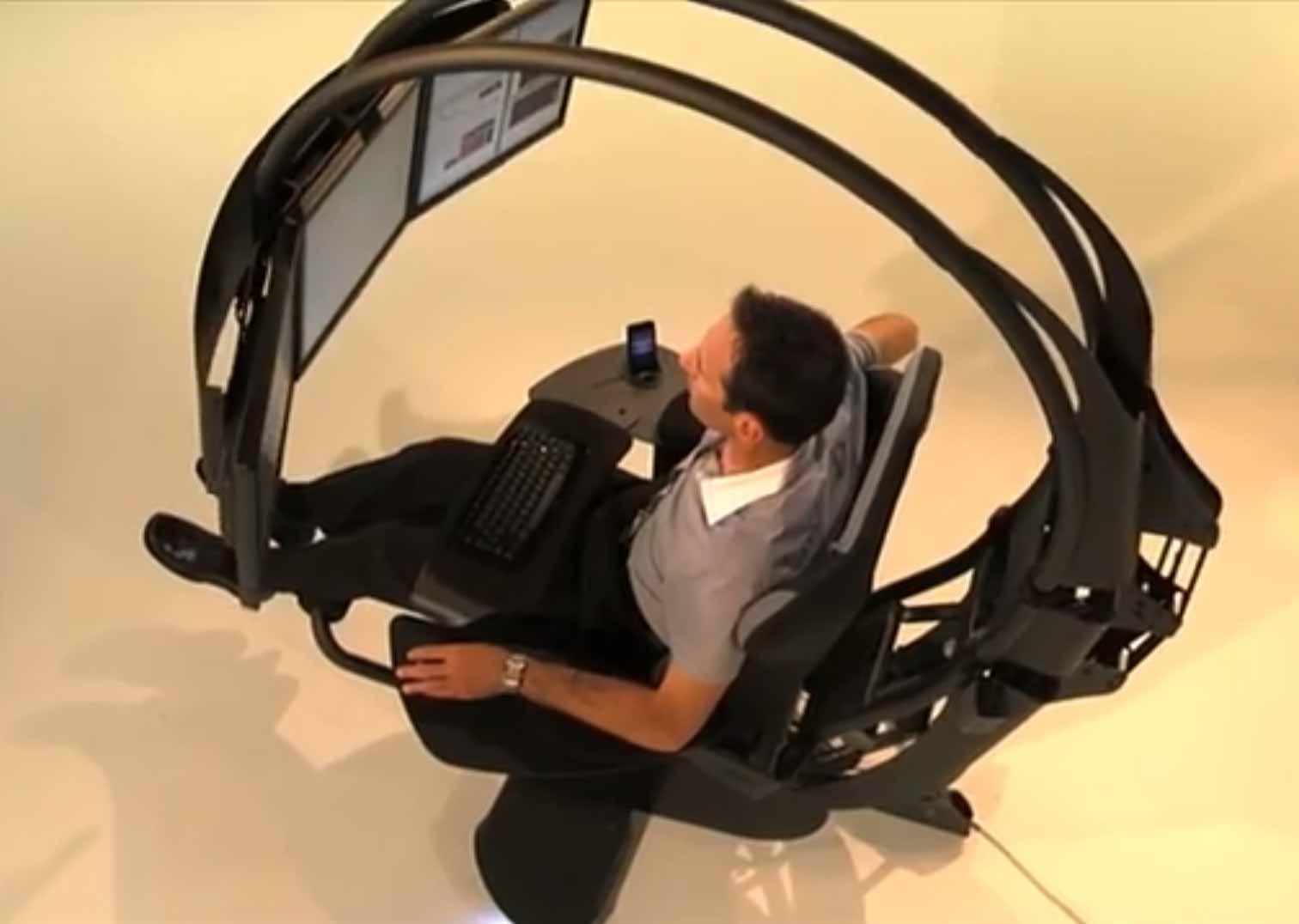 Ergonomic Computer Chair Emperor 1510