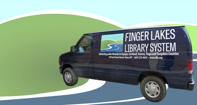 Job Opening Sub Driver for Finger Lakes Library System