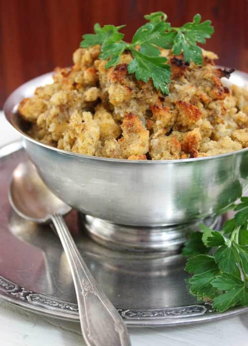 Gluten-Free Cornbread Dressing Recipe
