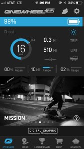 Onewheel Review First 500miles - Ghost