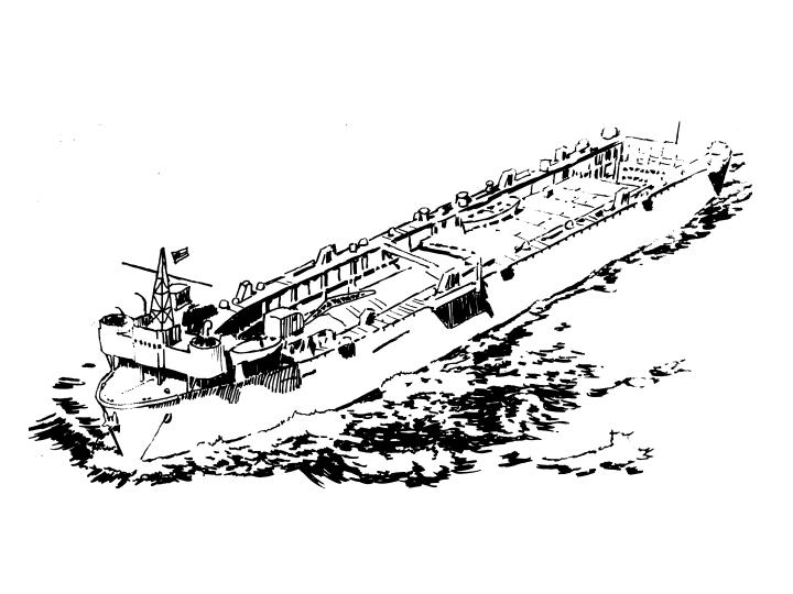 The Floating Drydock