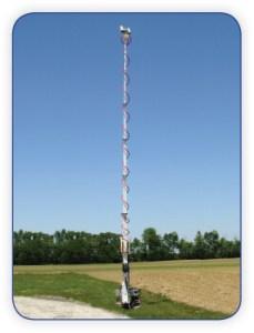 homeland security surveillance mast